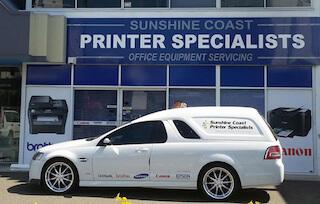 Sunshine-Coast-Printer-Specialists-Location